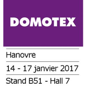 Sotrinbois à DOMOTEX 2017